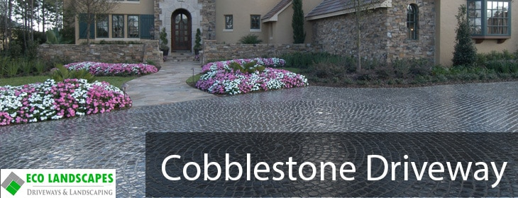 cobblestone pavers in Drumone quotes