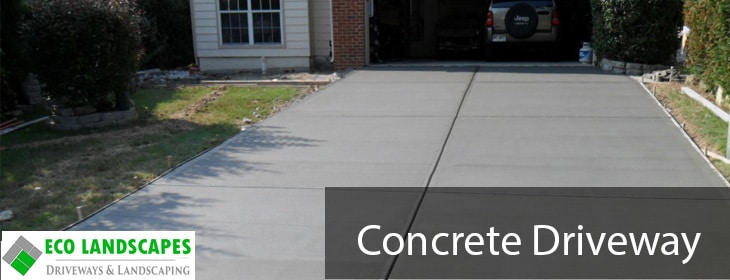 driveways in Kill O' The Grange professionals
