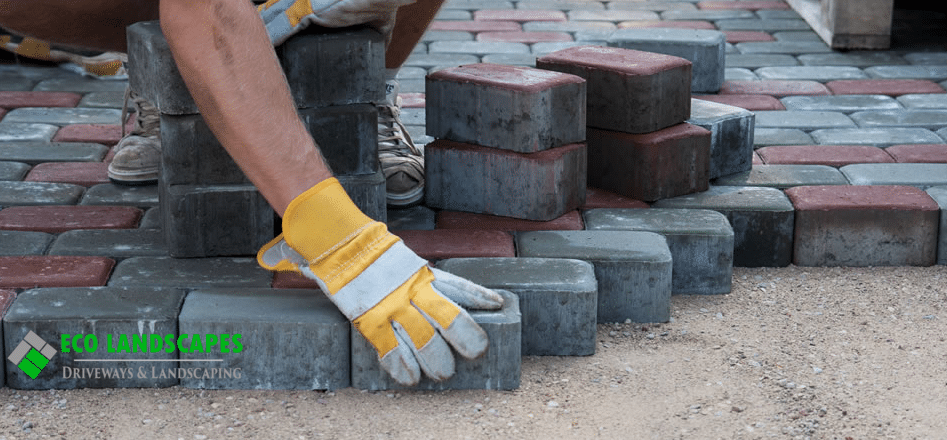 block paving in Beaumont experts